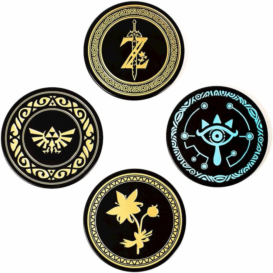 The Legend of Zelda Coasters