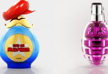 GAME perfume