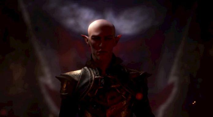 Dragon Age's Solas