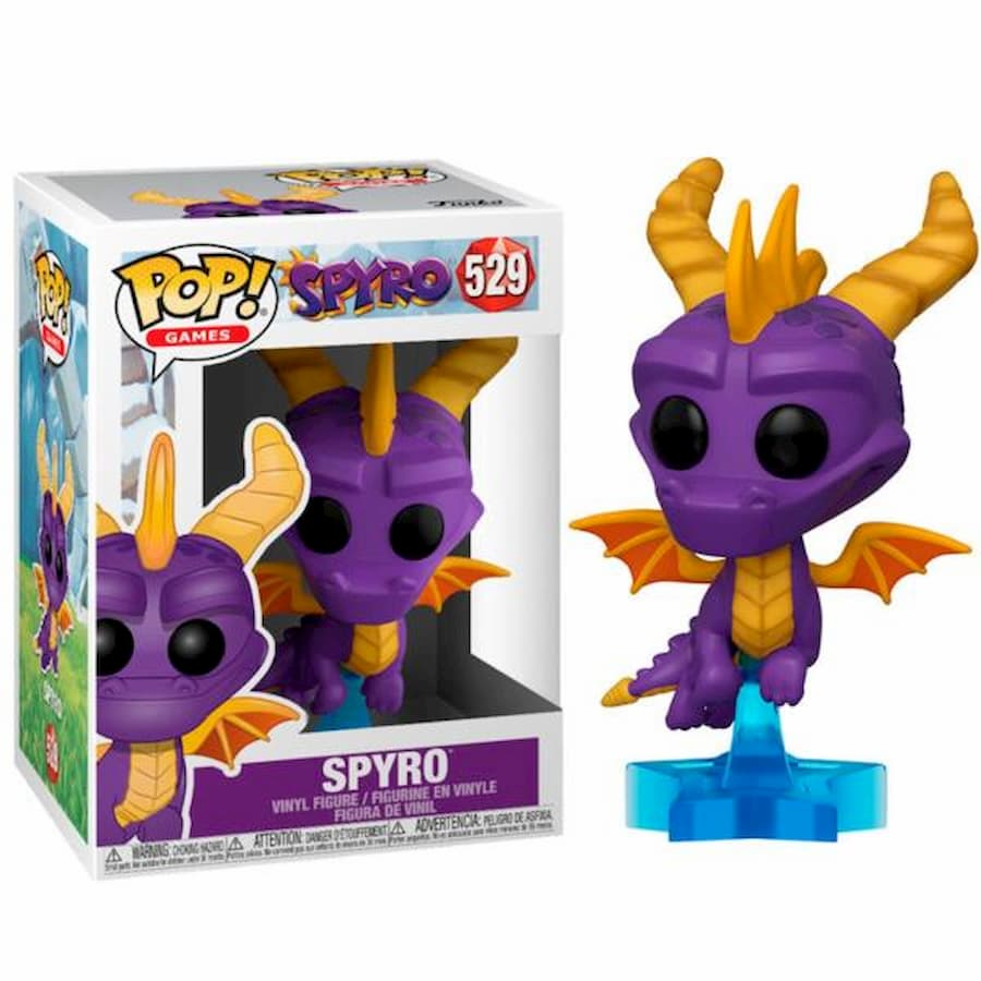 Spyro Funko Pop