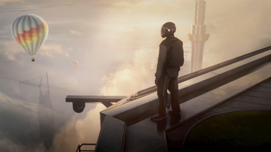 Hitman 3 Skydive