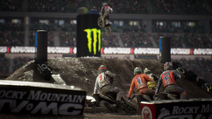 Monster Energy Supercross 4 1