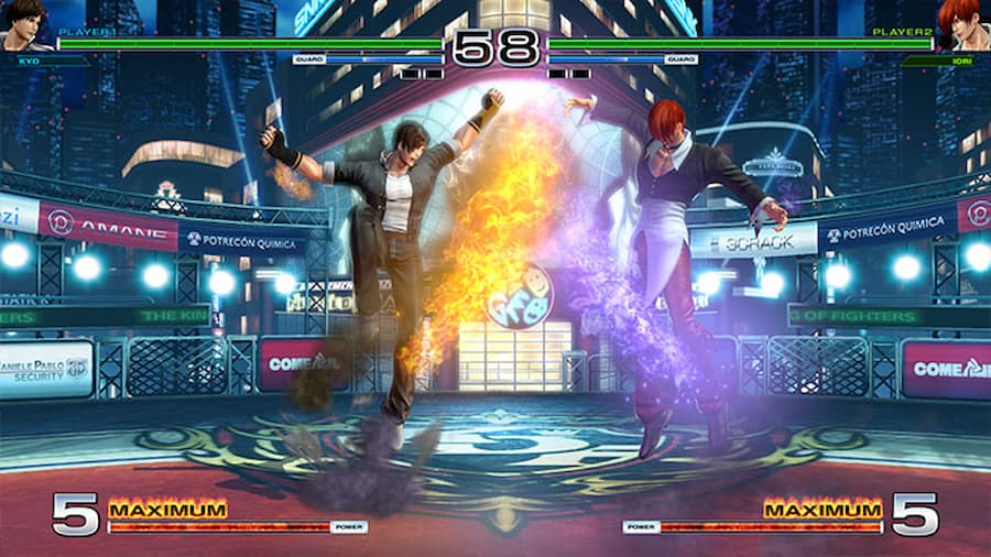 The King of Fighters XIV Ultimate Edition 2 (1)