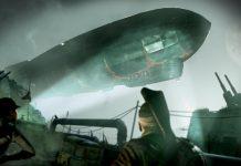 Zombie Army 4 Dead War DLC Dead Zeppelin