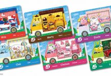 Animal Crossing Sanrio Cards
