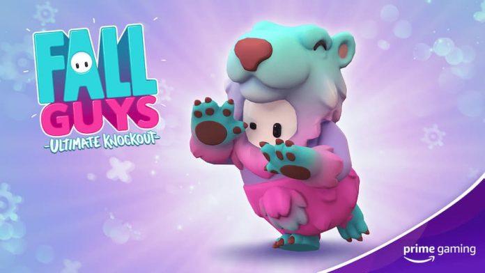 Fall Guys Slushie Bear