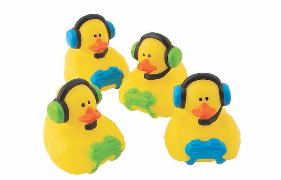 Gamer duckies