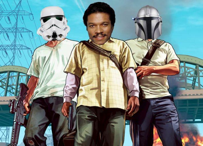 Grand Theft Star Wars