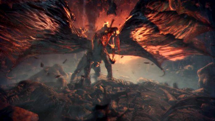 Monster Hunter World Elderdragons
