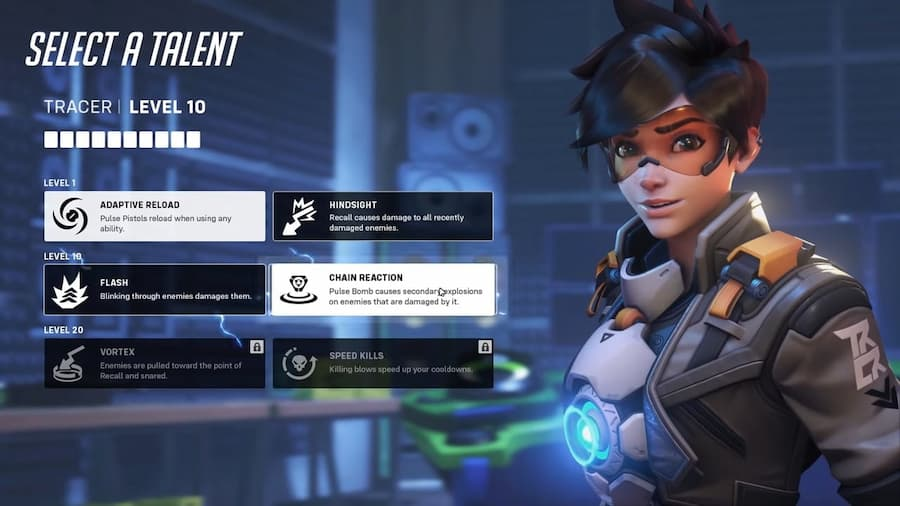 Overwatch 2 Tracer Abilities