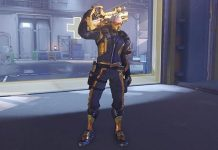 Overwatch Golden Guns