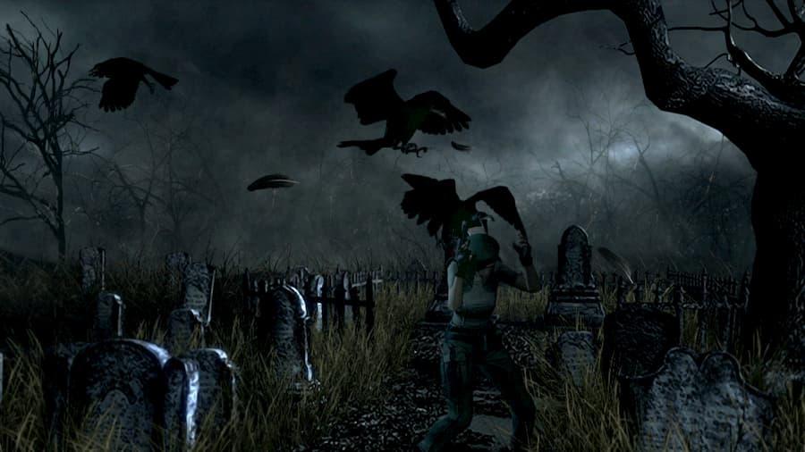 Resident Evil Birds