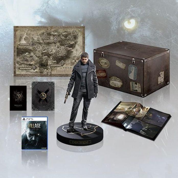 Resident Evil Village Collectors Edition