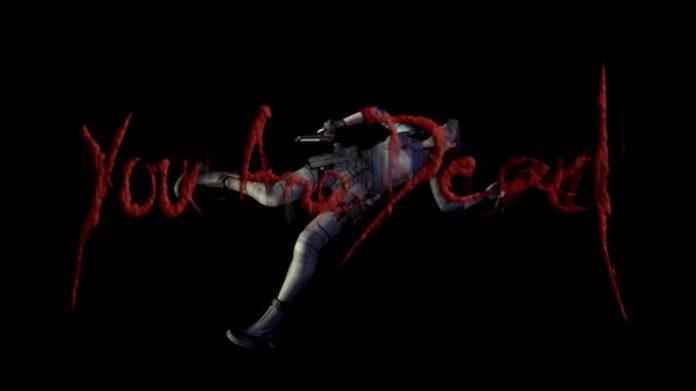 Resident Evil Death Screen