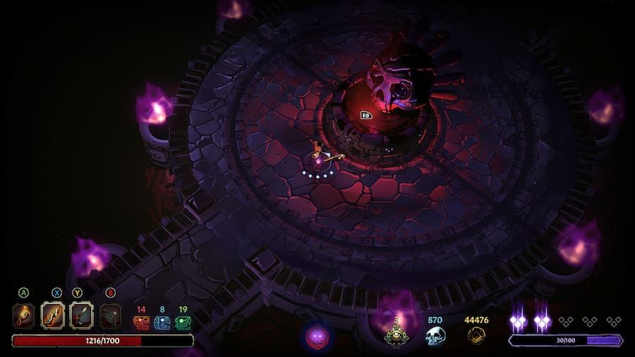 Curse of the Dead Gods 3