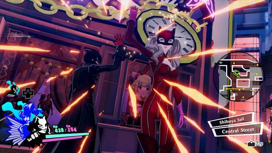 Persona 5 Strikers 1