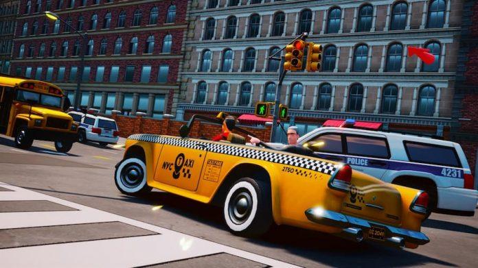 Taxi Chaos 1