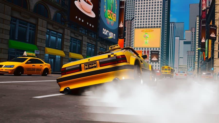 Taxi Chaos 2