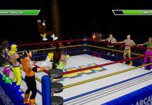 Arcade Action Wrestling