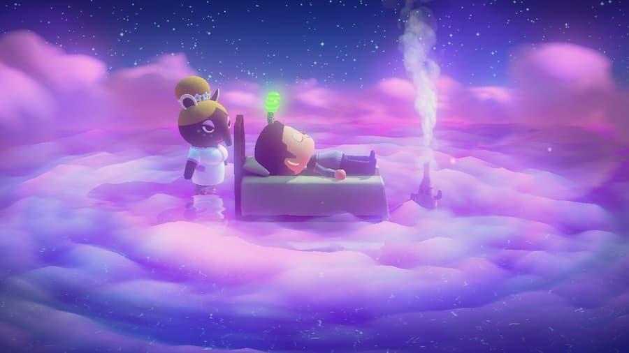 Animal Crossing Dreaming