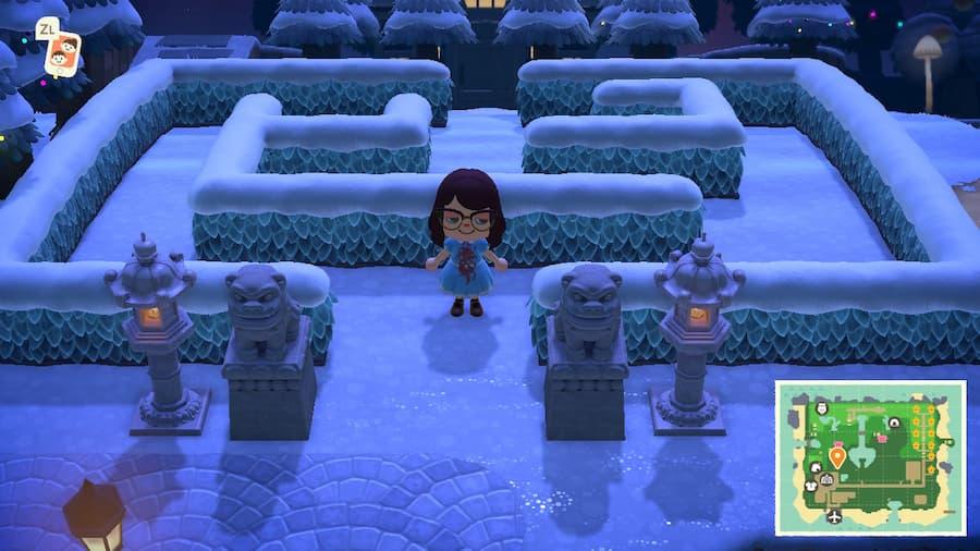 Animal Crossing Overlook Hotel Island