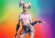 Fortnite Harley Quinn Skin