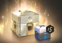 Overwatch Legendary Loot Box
