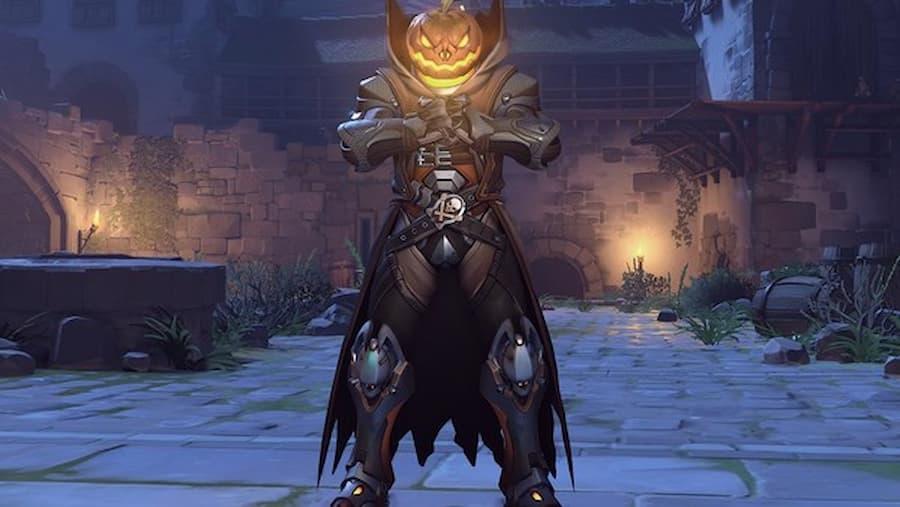 Overwatch Reaper Skin