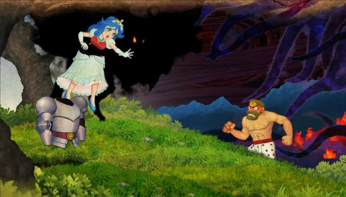 Ghosts 'n Goblins Resurrection 1 (1)
