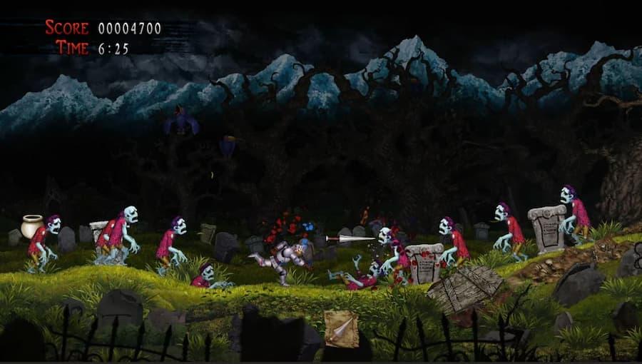 Ghosts 'n Goblins Resurrection 2 (1)