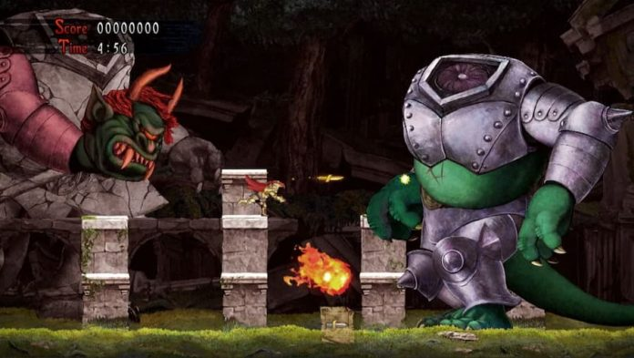 Ghosts 'n Goblins Resurrection 3 (1)