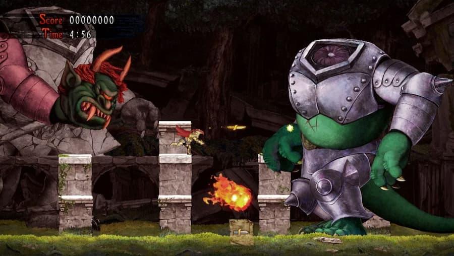 Ghosts 'n Goblins Resurrection 3 (1)