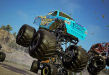 Monster Jam Steel Titans 2 1