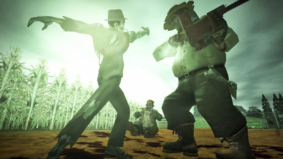 Stubbs the Zombie in Rebel Without a Pulse 2