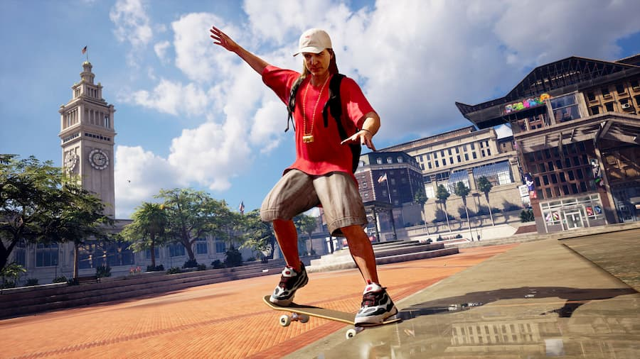 Tony Hawk's Pro Skater 1 + 2 PS5 1