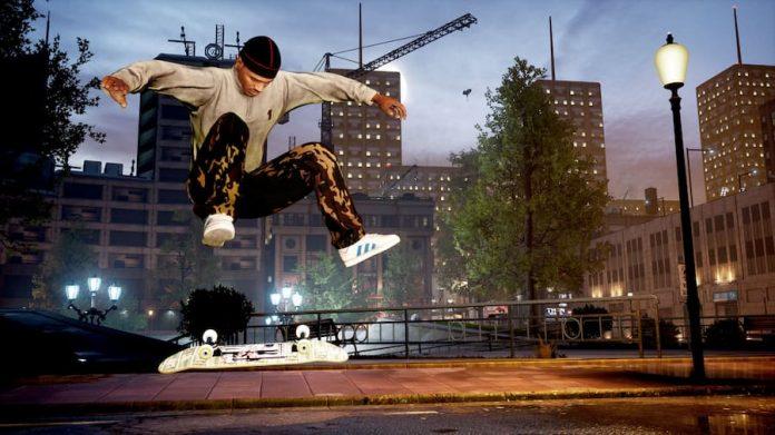 Tony Hawk's Pro Skater 1 + 2 PS5 2