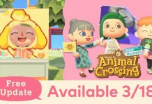 Animal Crossing: New Horizons One Year Anniversary