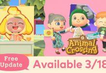 Animal Crossing: New Horizons One Year Anniversary