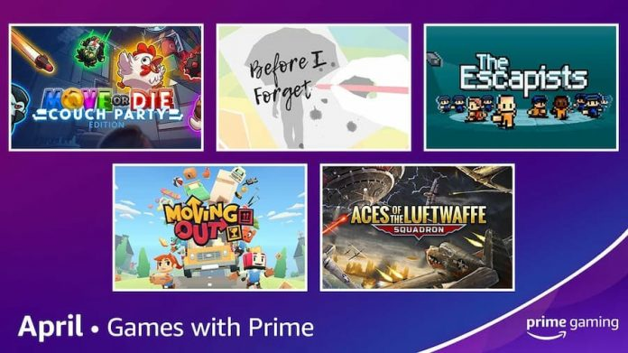 April Games with Prime