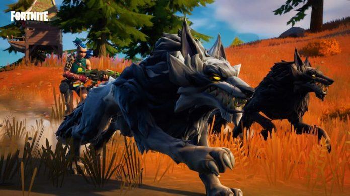 Fortnite Wolves
