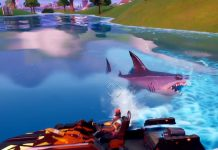 Fortnite Sharks