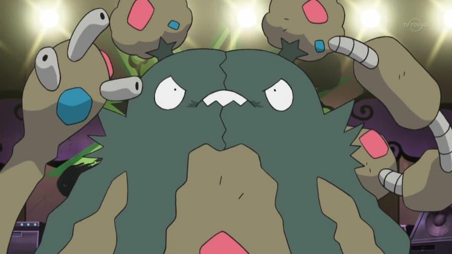 Pokemon Garbordor