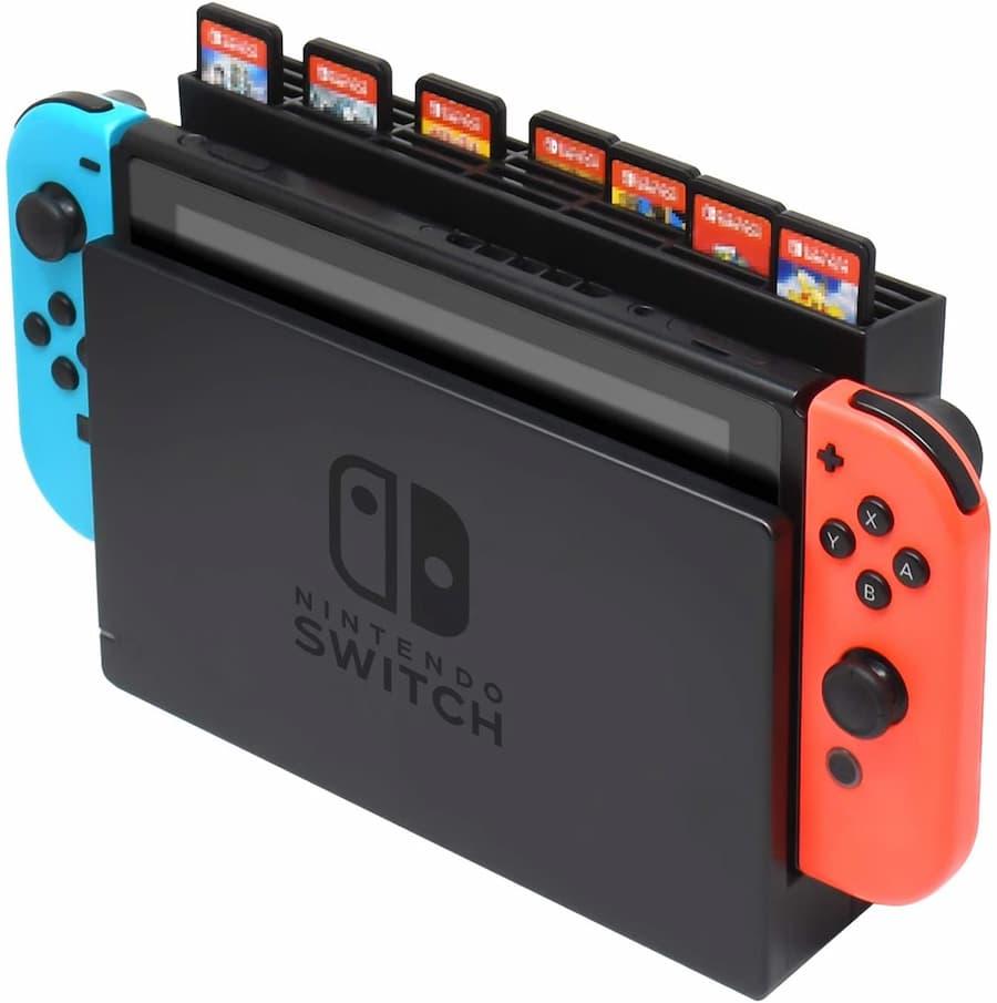 Switch Dock Cartridge Holder