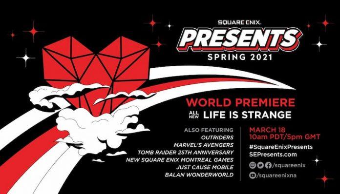 Square Enix Showcase