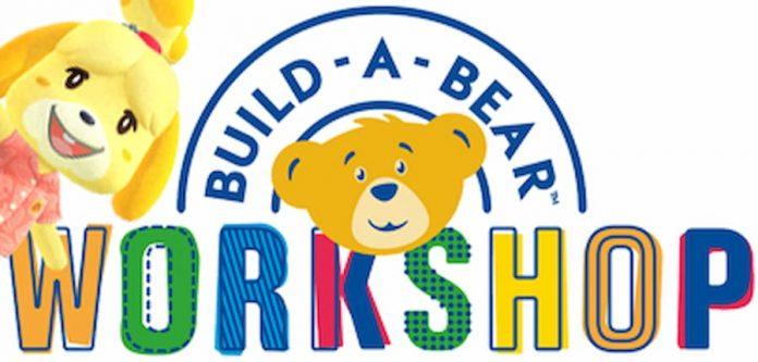 Animal Crossing Build-A-Bear