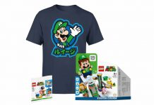 LEGO Adventures With Luigi Zavvi