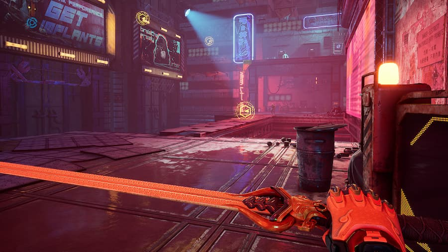 Ghostrunner Kill Run mode