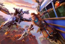 Horizon Zero Dawn Fortnite