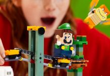 LEGO Adventures With Luigi
