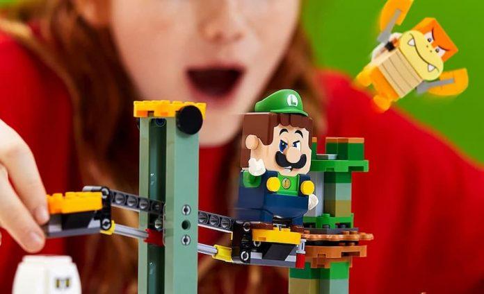 LEGO Adventures With Luigi
